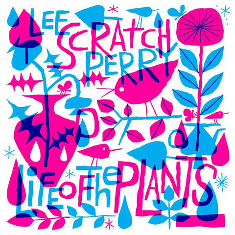 <b>Lee Scratch Perry </b><br><i>Life Of The Plants</i>