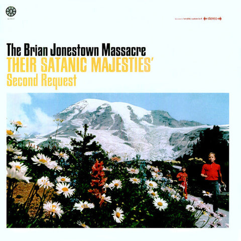 <b>The Brian Jonestown Massacre </b><br><i>Their Satanic Majesties' Second Request</i>