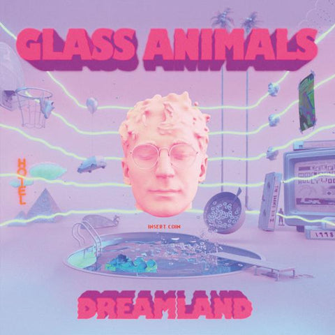 <b>Glass Animals </b><br><i>Dreamland</i>