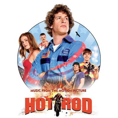 <b>Various </b><br><i>Hot Rod Soundtrack [UK RSD 2019 Release]</i>