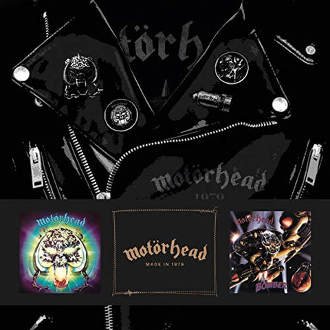 <b>Motorhead </b><br><i>Motrhead 1979 Box Set [9-lp Box Set]</i>