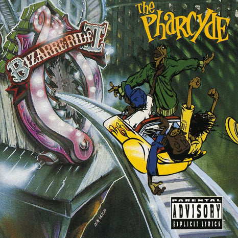 <b>The Pharcyde </b><br><i>Bizarre Ride II The Pharcyde</i>