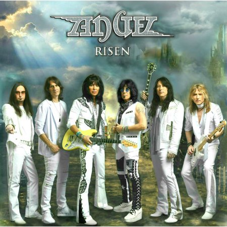 <b>Angel </b><br><i>Risen [White Vinyl]</i>