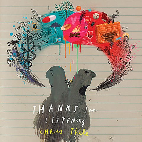 <b>Chris Thile </b><br><i>Thanks For Listening</i>