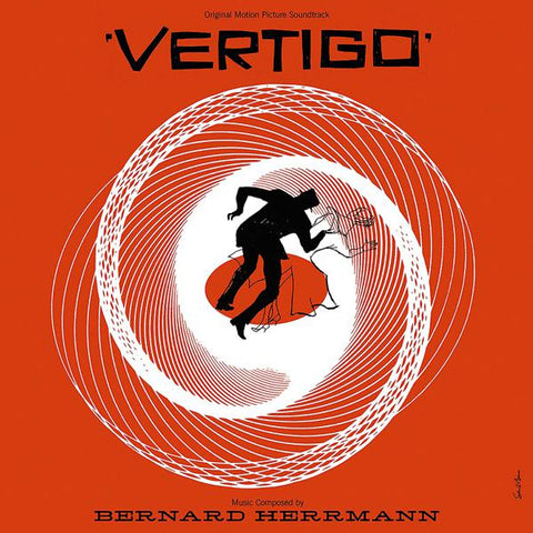 <b>Bernard Herrmann </b><br><i>Vertigo (Original Motion Picture Soundtrack)</i>