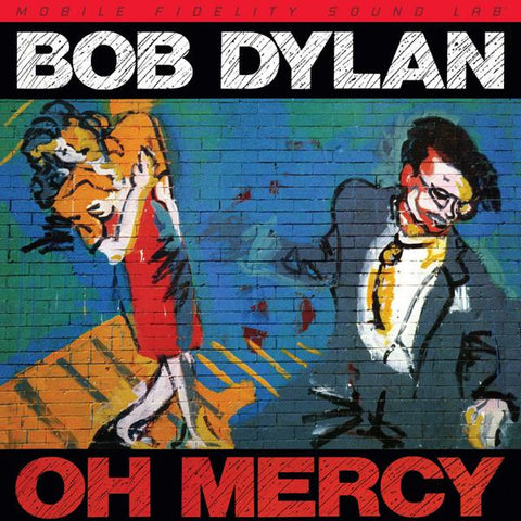 <b>Bob Dylan </b><br><i>Oh Mercy [2-lp, 45 RPM]</i>