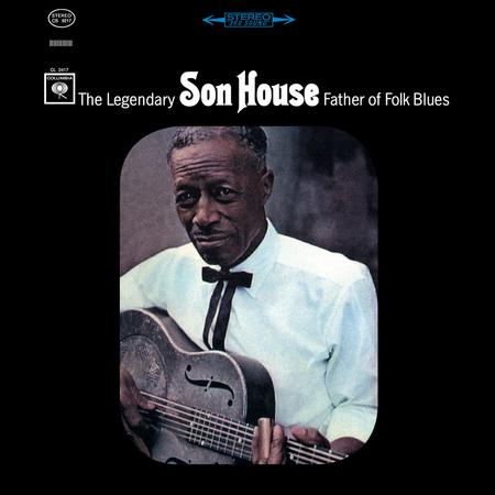 <b>Son House </b><br><i>Father Of Folk Blues</i>