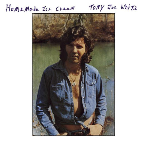 <b>Tony Joe White </b><br><i>Homemade Ice Cream [2LP, 45 RPM]</i>