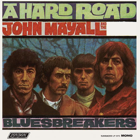 <b>John Mayall & The Bluesbreakers </b><br><i>A Hard Road [White Vinyl]</i>