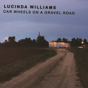 <b>Lucinda Williams </b><br><i>Car Wheels On A Gravel Road [Import]</i>