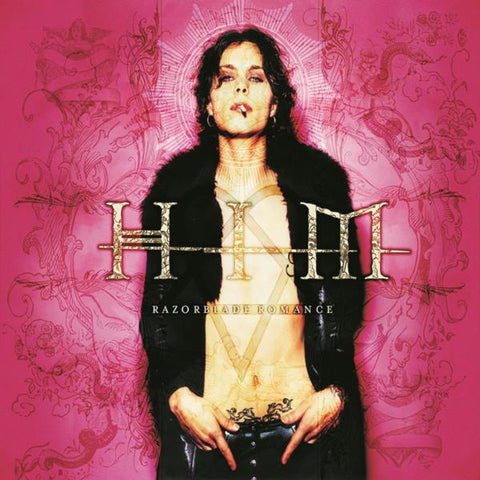 <b>HIM </b><br><i> Razorblade Romance [Limited Edition, Picture Disc, ROCKtober 2017 Exclusive]</i>