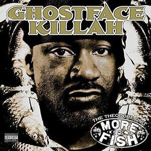 <b>Ghostface Killah </b><br><i>More Fish</i>