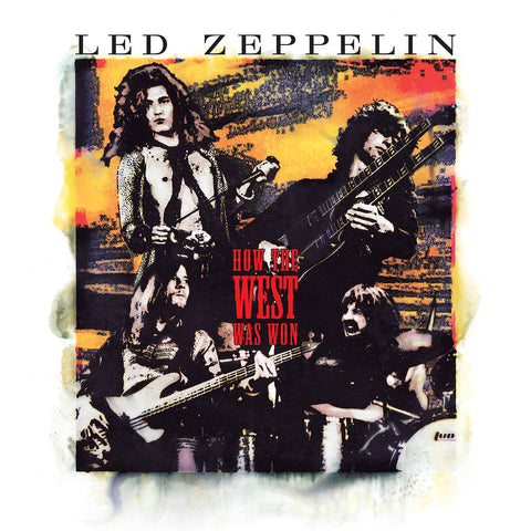 <b>Led Zeppelin </b><br><i>How The West Was Won</i>