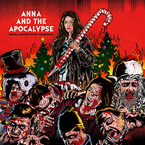 <b>Various </b><br><i>Anna And The Apocalypse (Original Motion Picture Soundtrack)</i>