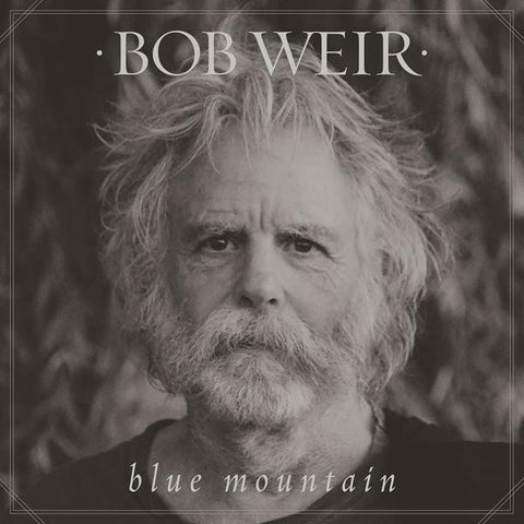 <b>Bob Weir </b><br><i>Blue Mountain [Indie-exclusive Clear Vinyl]</i>