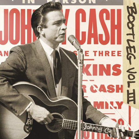 <b>Johnny Cash </b><br><i>Bootleg Vol III: Live Around The World [3-lp] [Import] [Colored Vinyl]</i>