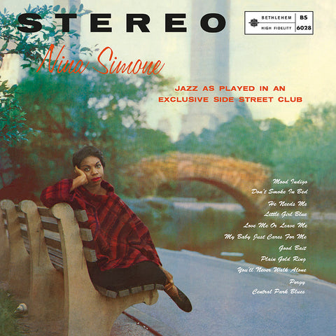 <b>Nina Simone </b><br><i>Little Girl Blue [2LP, 45 RPM]</i>