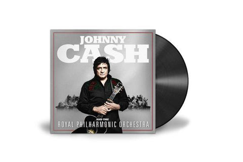 <b>Johnny Cash, The Royal Philharmonic Orchestra </b><br><i>Johnny Cash And The Royal Philharmonic Orchestra</i>