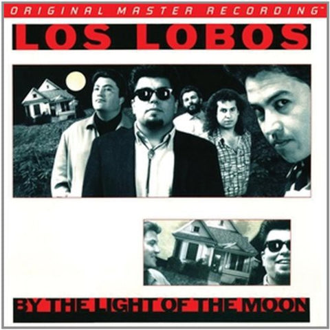 <b>Los Lobos </b><br><i>By The Light Of The Moon</i>