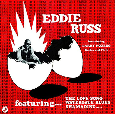 <b>Eddie Russ </b><br><i>Fresh Out</i>