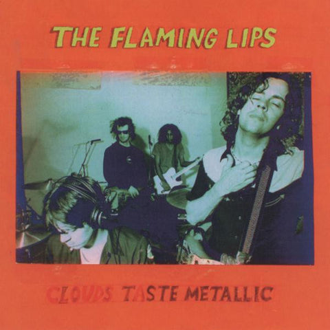 <b>Flaming Lips, The </b><br><i>Clouds Taste Metallic</i>