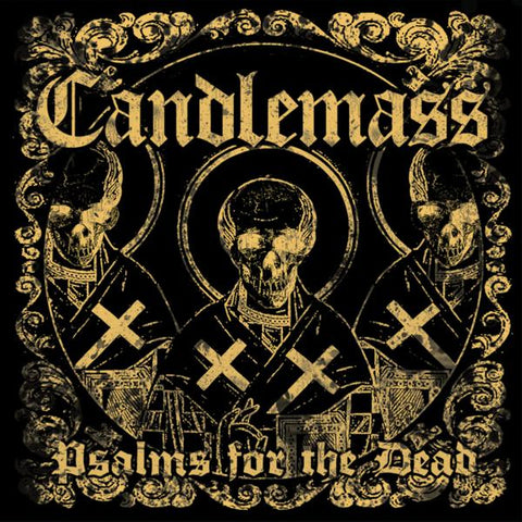 <b>Candlemass </b><br><i>Psalms For The Dead</i>
