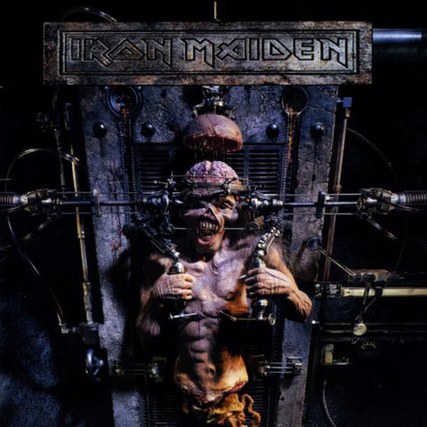 <b>Iron Maiden </b><br><i>The X Factor</i>