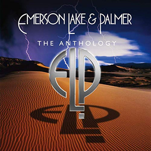 <b>Emerson, Lake & Palmer </b><br><i>The Anthology (1970-1998) [4LP Colored Vinyl Box Set]</i>