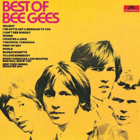 <b>Bee Gees </b><br><i>Best Of Bee Gees</i>