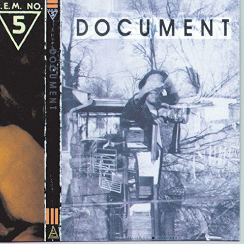 <b>R.E.M. </b><br><i>Document [Translucent Gold Vinyl]</i>