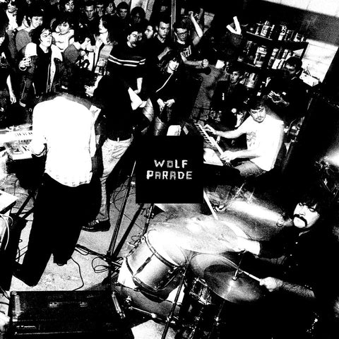 <b>Wolf Parade </b><br><i>Apologies to the Queen Mary</i>