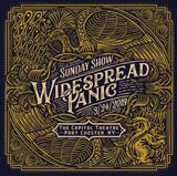 <b>Widespread Panic </b><br><i>Sunday Show - The Capitol Theatre, Port Chester, NY 3/24/19 [5-lp Box Set]</i>