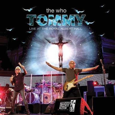<b>The Who </b><br><i>Tommy Live At The Royal Albert Hall</i>