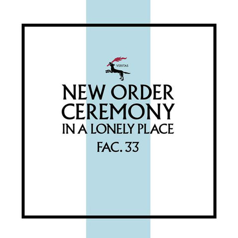 "<b>New Order </b><br><i>Ceremony [12"" Single]</i>"