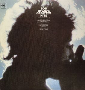 <b>Bob Dylan </b><br><i>Bob Dylan's Greatest Hits</i>