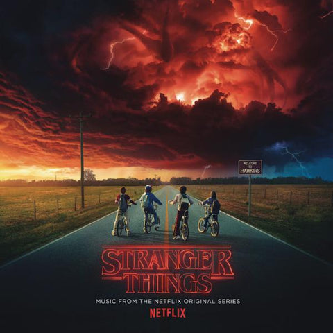<b>Various </b><br><i>Stranger Things: Music From The Netflix Original Series [2LP]</i>