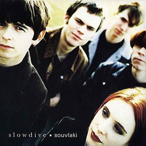 <b>Slowdive </b><br><i>Souvlaki [Import] [Transparent & Black Marbled Vinyl]</i>