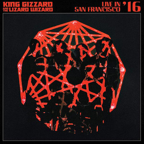 <b>King Gizzard And The Lizard Wizard </b><br><i>Live In San Francisco '16 [Recycled Eco-Wax]</i>