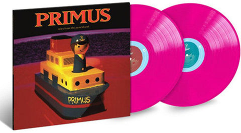 <b>Primus </b><br><i>Tales From The Punchbowl [Magenta Vinyl]</i>
