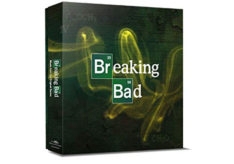"<b>Various </b><br><i>Breaking Bad Original Soundtrack [5x10"" Box Set]</i>"