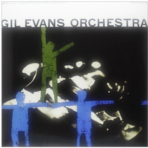 <b>The Gil Evans Orchestra Featuring Johnny Coles </b><br><i>Great Jazz Standards</i>