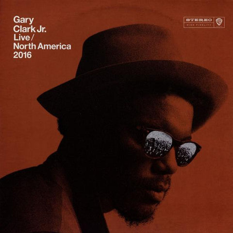 <b>Gary Clark Jr </b><br><i>Live North America 2016 [Ten Bands One Cause Pink Vinyl]</i>
