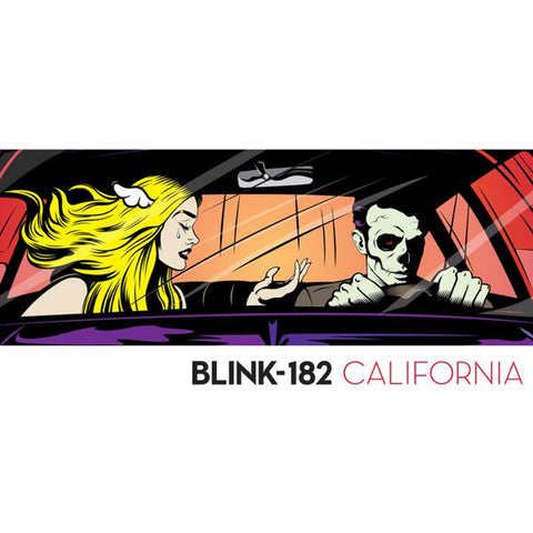 <b>Blink-182 </b><br><i>California</i>