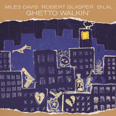 <b>Miles Davis </b><br><i>Ghetto Walkin'</i>