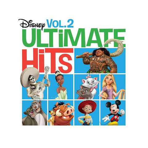 <b>Various </b><br><i>Disney Ultimate Hits, Vol. 2</i>