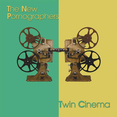<b>New Pornographers, The </b><br><i>Twin Cinema</i>