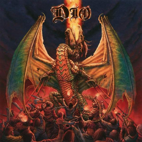 <b>Dio </b><br><i>Killing The Dragon [Lenticular Cover]</i>