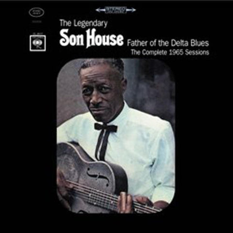 <b>Son House </b><br><i>Father Of The Delta Blues: The Complete 1965 Sessions</i>