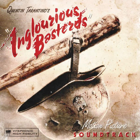 <b>Various </b><br><i>Quentin Tarantino's Inglourious Basterds (Motion Picture Soundtrack)</i>