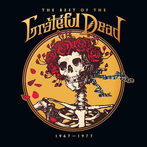<b>Grateful Dead, The </b><br><i>The Best Of The Grateful Dead 1967 - 1977</i>